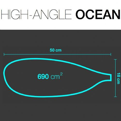 OCEAN high angle paddle